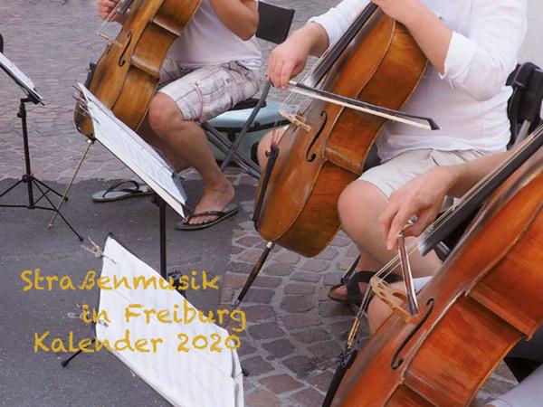 Straßenmusik in Freiburg 2020
